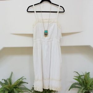 NWT Rebecca Taylor Bohemian Cami Dress